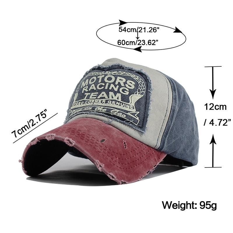 4d24ba68 Spring Cotton Cap Hats For Men Women